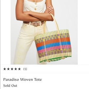 Paradiso bag from FREE PEOPLE